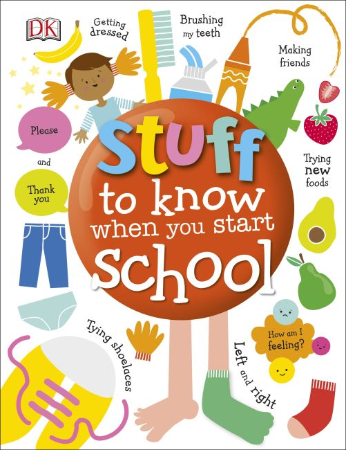 Hardback cover of Stuff to Know When You Start School