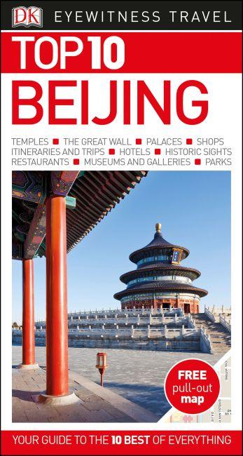 Paperback cover of Top 10 Beijing