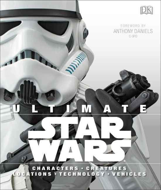 Hardback cover of Ultimate Star Wars