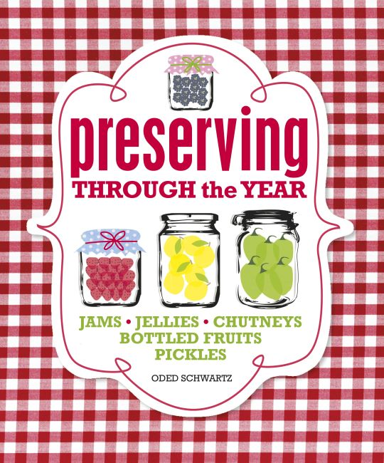 eBook cover of Preserving Through the Year