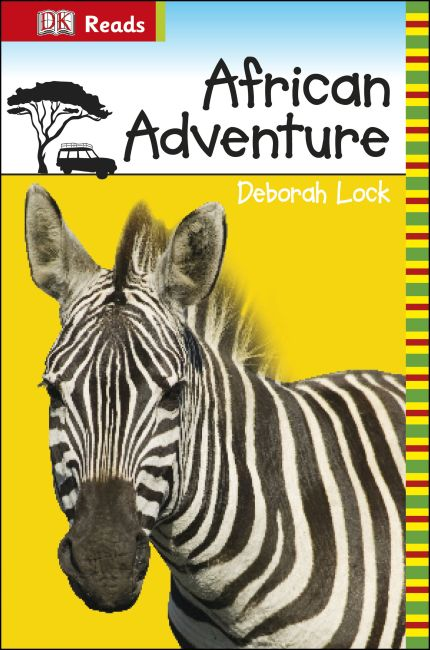 eBook cover of African Adventure