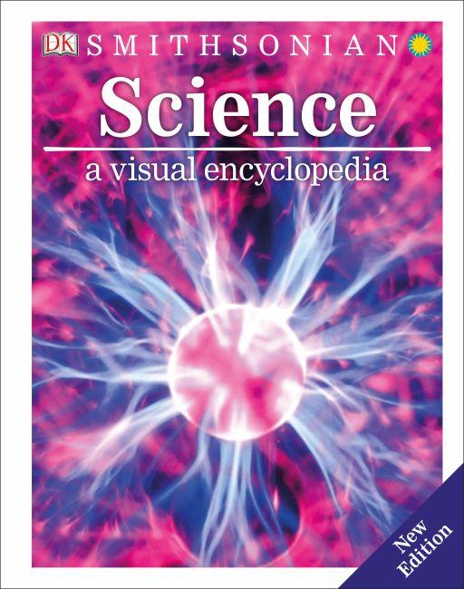 Hardback cover of Science: A Visual Encyclopedia