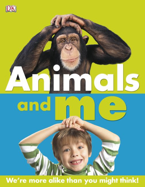 eBook cover of Animals and Me