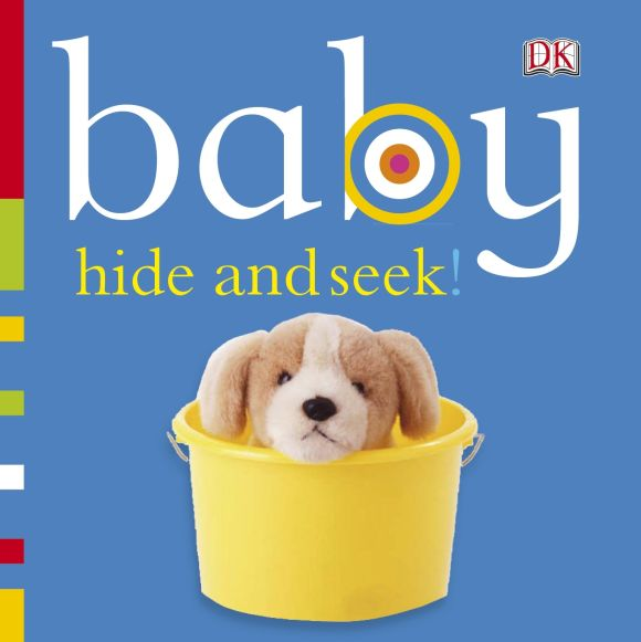 eBook cover of Baby Hide and Seek!