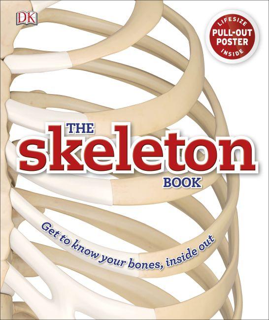 Hardback cover of The Skeleton Book