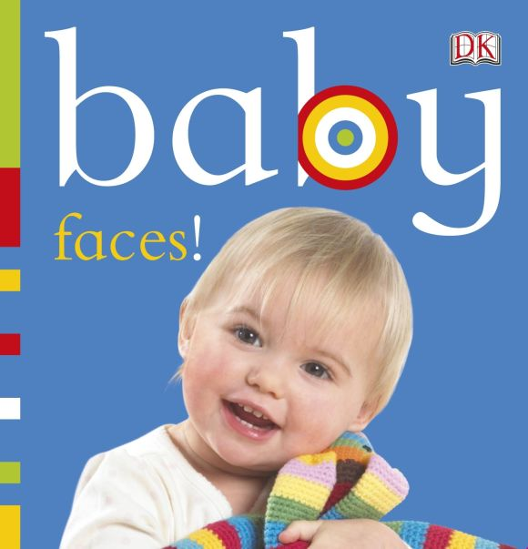 eBook cover of Baby Faces!
