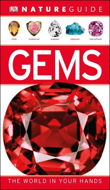 Flexibound cover of Nature Guide Gems