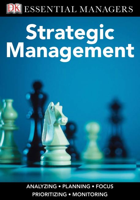 eBook cover of DK Essential Managers: Strategic Management