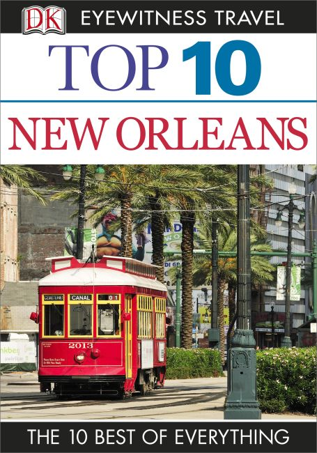 eBook cover of Top 10 New Orleans