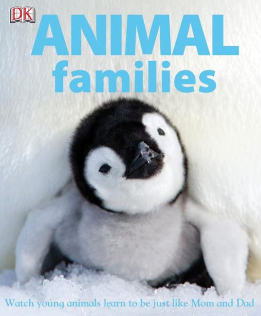 eBook cover of Animal Families