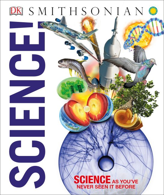 Hardback cover of Science!