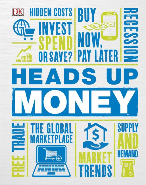 Paperback cover of Heads Up Money