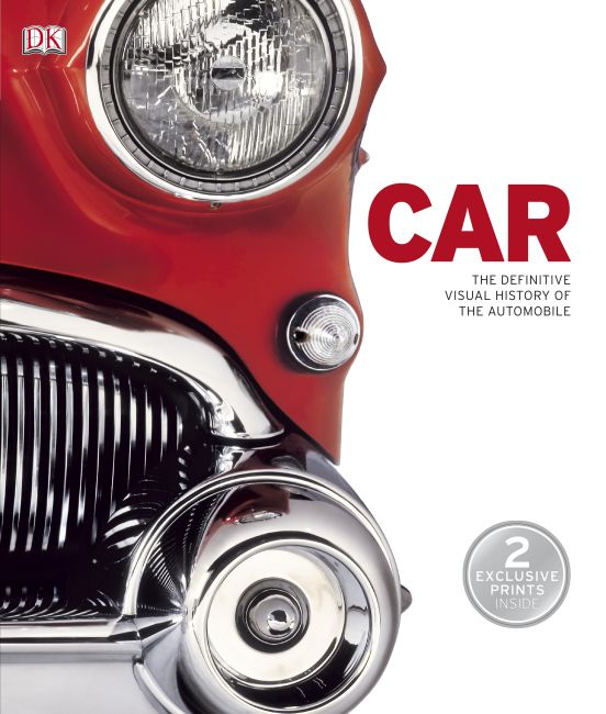 Hardback cover of Car