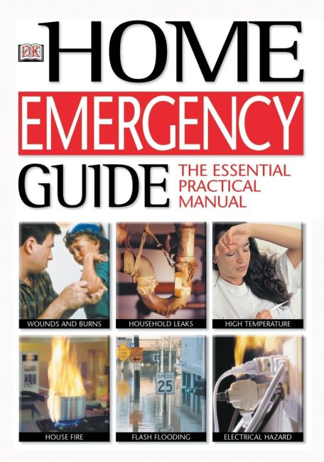 eBook cover of Home Emergency Guide