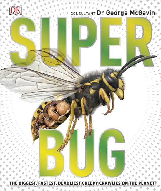 Hardback cover of SuperBug