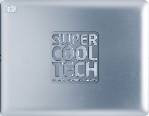 Hardback cover of Super Cool Tech