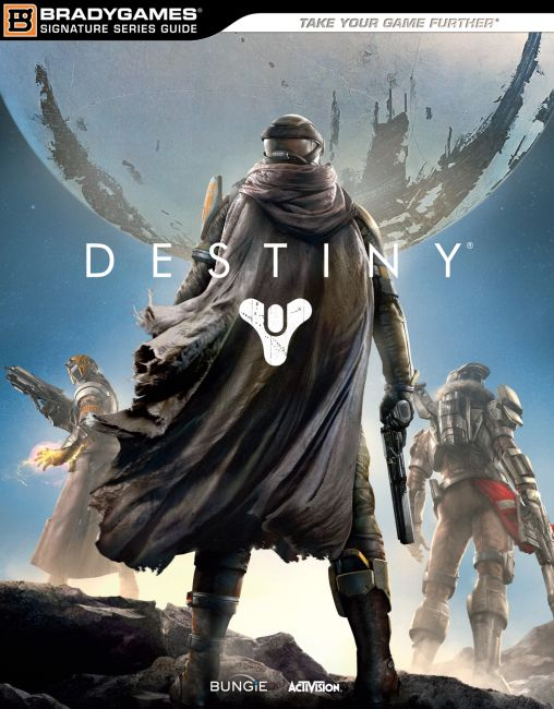 eBook cover of Destiny Signature Series Strategy Guide
