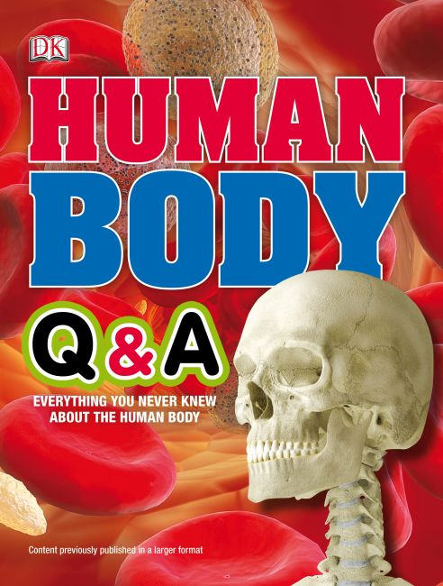 eBook cover of Human Body Q&A