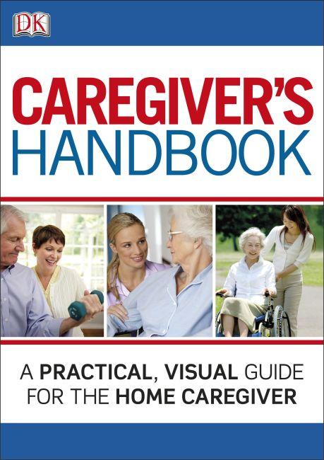 Flexibound cover of Caregiver's Handbook