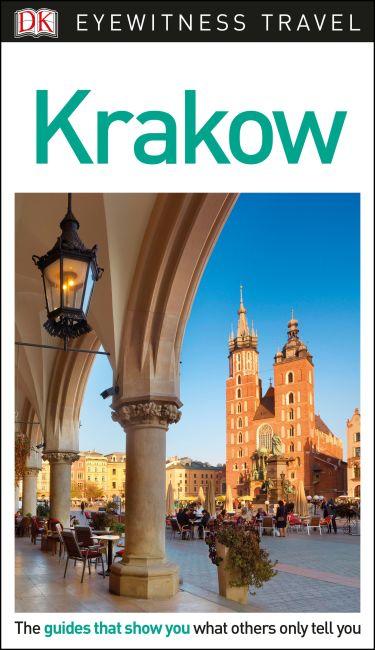 Flexibound cover of DK Eyewitness Travel Guide Krakow