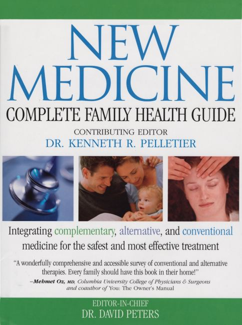 eBook cover of New Medicine