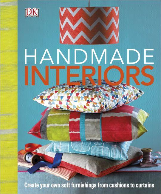 Hardback cover of Handmade Interiors