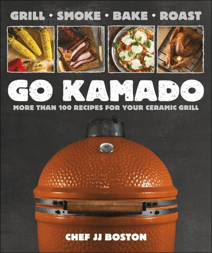 Paperback cover of Go Kamado