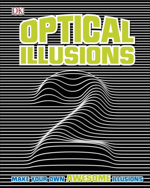 Hardback cover of Optical Illusions 2
