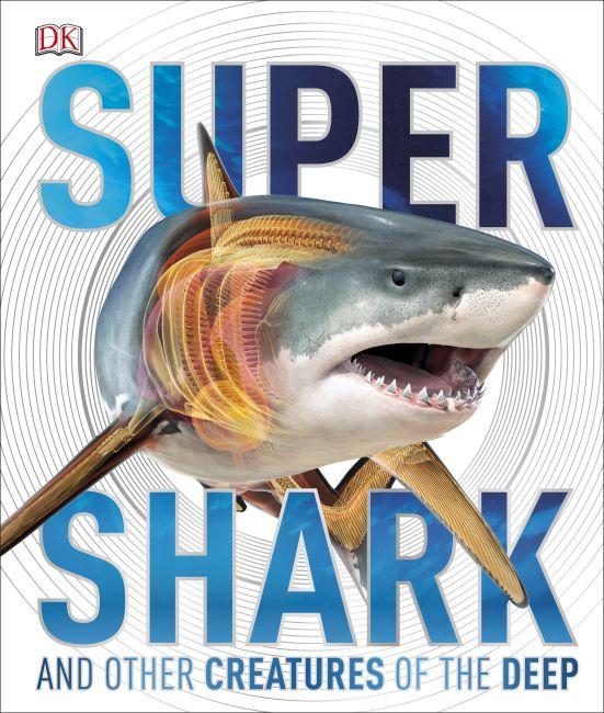 Hardback cover of SuperShark