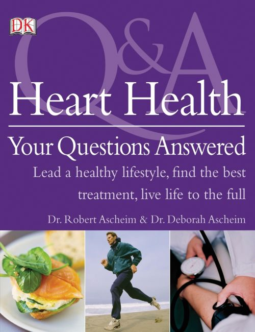 eBook cover of Heart Health Your Questions Answered