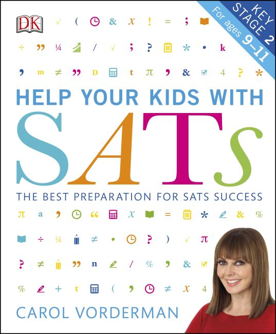Flexibound cover of Help Your Kids With SATS