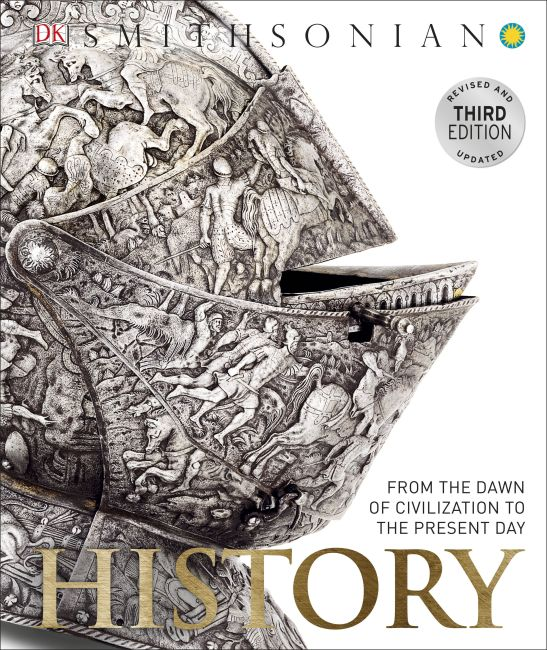 Hardback cover of History