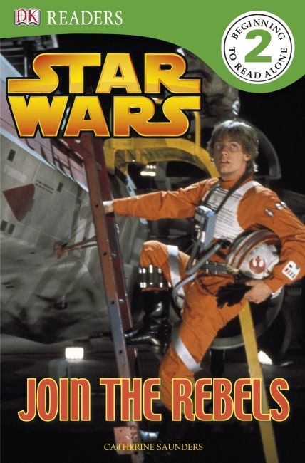 Paperback cover of DK Readers L2: Star Wars: Join the Rebels