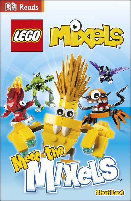 eBook cover of LEGO® Mixels Meet The Mixels