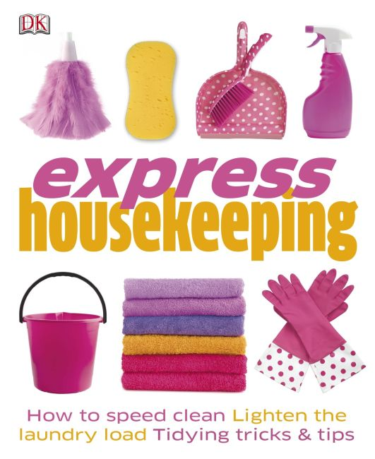 eBook cover of Express Housekeeping