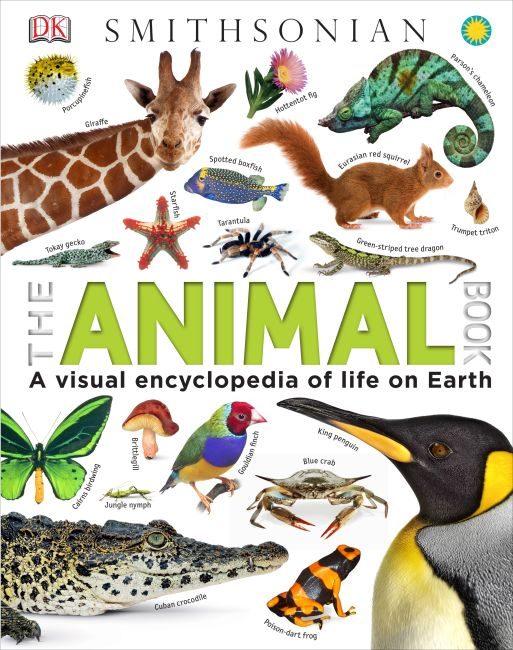 Hardback cover of The Animal Book