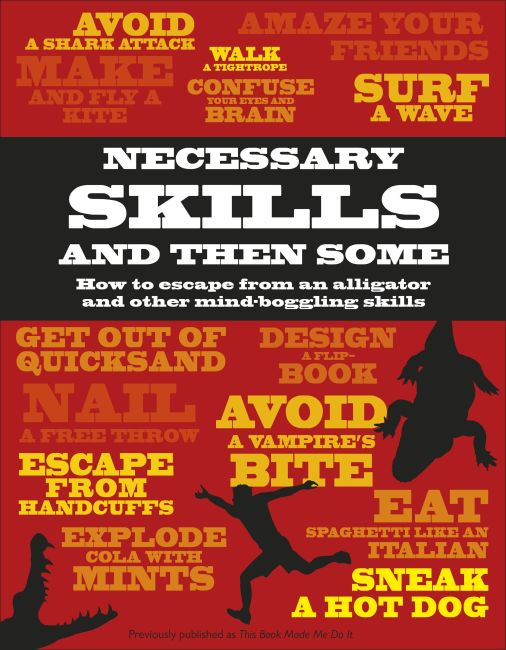 eBook cover of Necessary Skills and Then Some