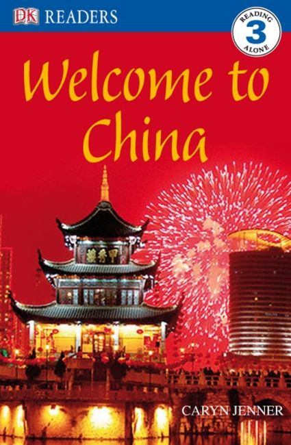eBook cover of Welcome to China