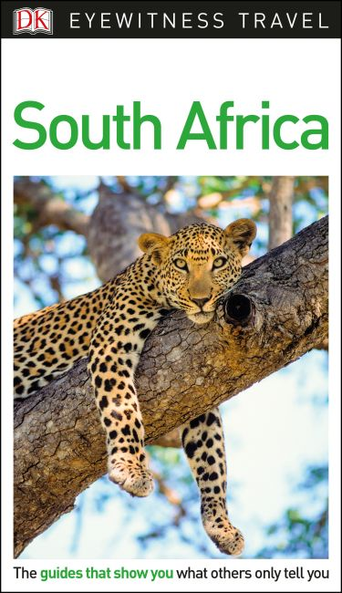 Flexibound cover of DK Eyewitness Travel Guide South Africa
