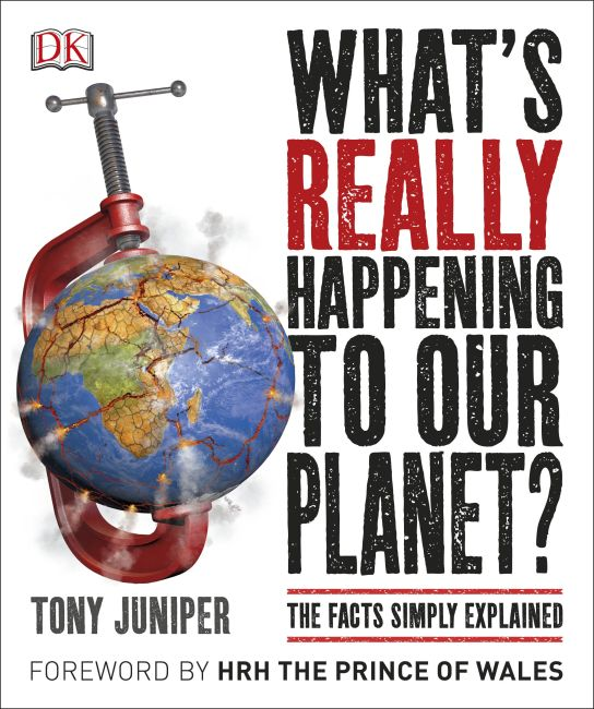 Paperback cover of What's Really Happening to Our Planet?