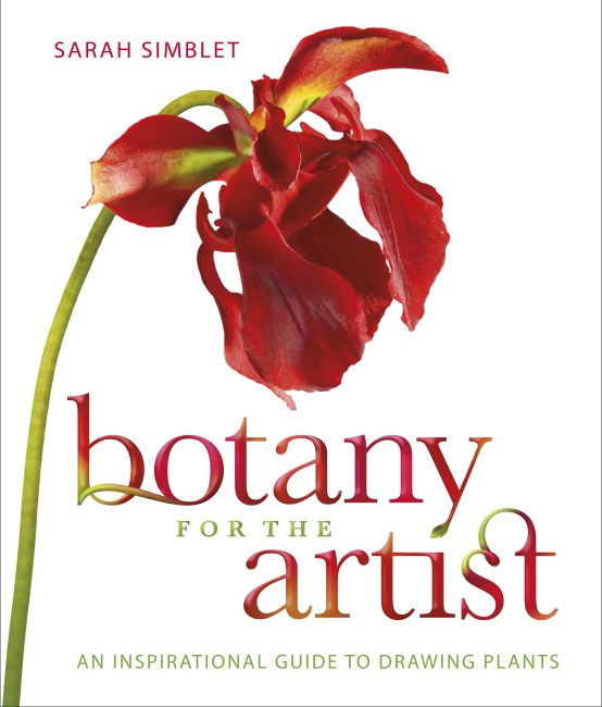 Hardback cover of Botany for the Artist