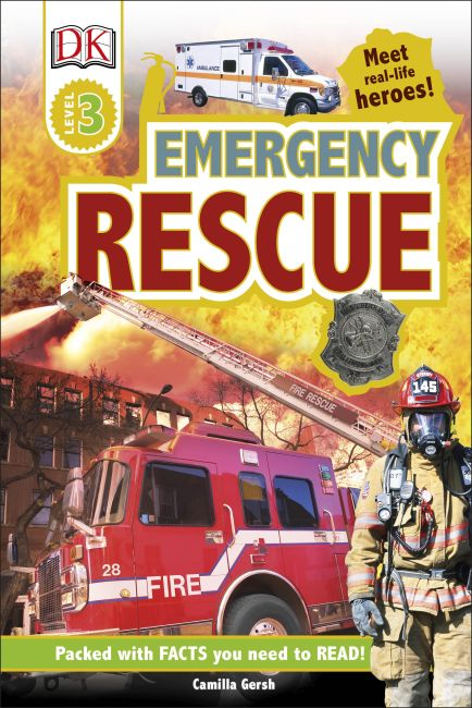 Hardback cover of Emergency Rescue