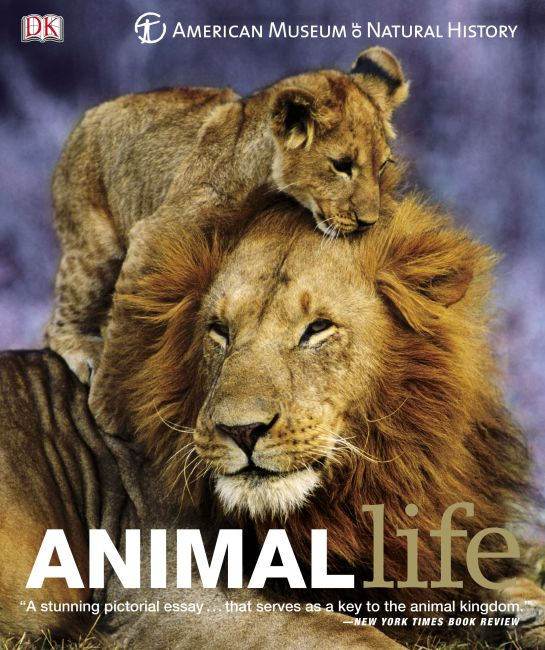 Paperback cover of Animal Life