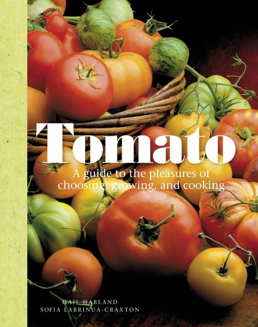 eBook cover of Tomato