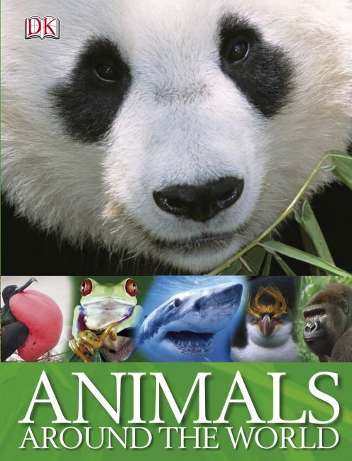 eBook cover of Animals Around the World