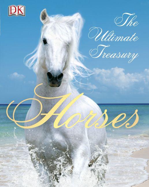 Hardback cover of Horses