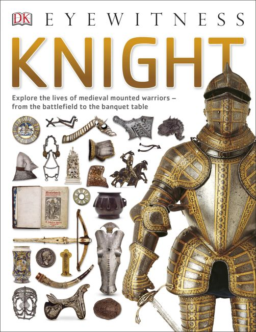 Paperback cover of Knight