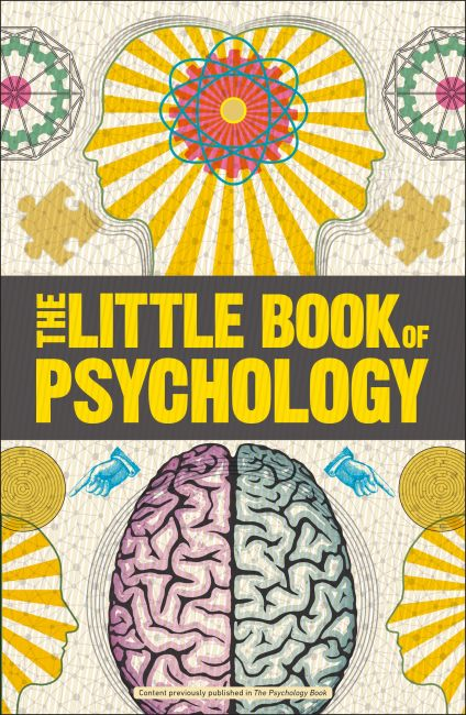 Paperback cover of The Little Book of Psychology