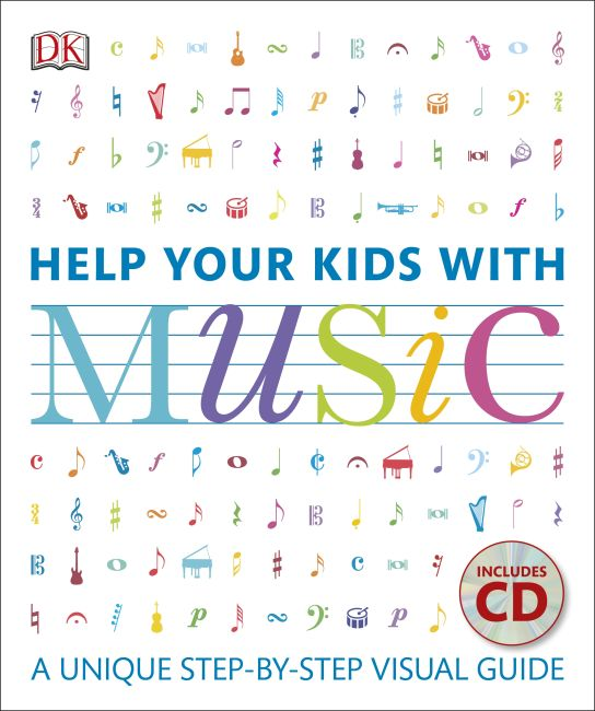 Paperback cover of Help Your Kids with Music