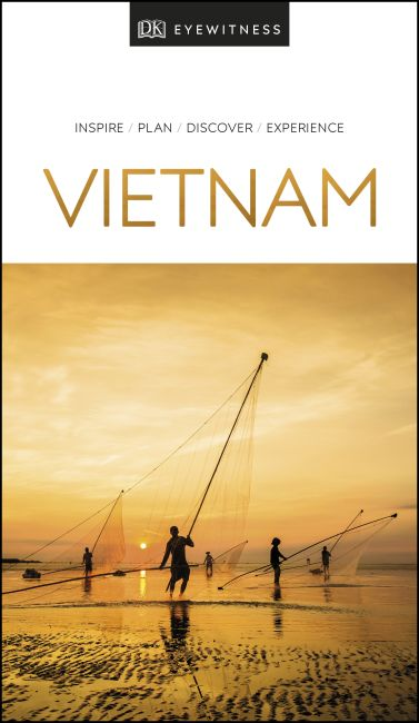 Paperback cover of DK Eyewitness Travel Guide Vietnam
